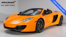 2013 McLaren MP4-12C Spider:21 car images available