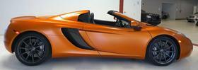 2014 McLaren MP4-12C Spider