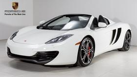 2014 McLaren MP4-12C Spider:20 car images available