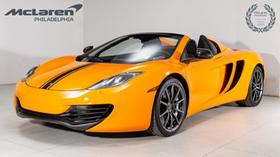 2014 McLaren MP4-12C Spider:22 car images available