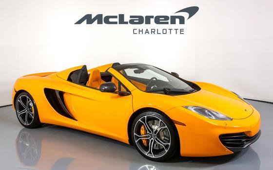 2014 McLaren MP4-12C Spider:24 car images available