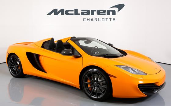 2013 McLaren MP4-12C Spider:24 car images available