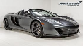 2013 McLaren MP4-12C Spider:22 car images available