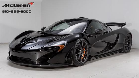 2014 McLaren P1 :20 car images available