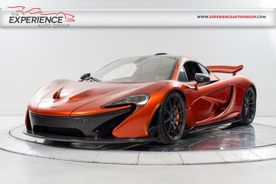 2015 McLaren P1 :24 car images available