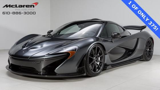 2014 McLaren P1 :21 car images available