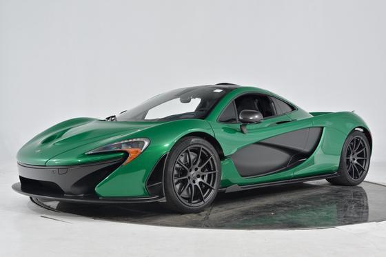 2014 McLaren P1 :24 car images available