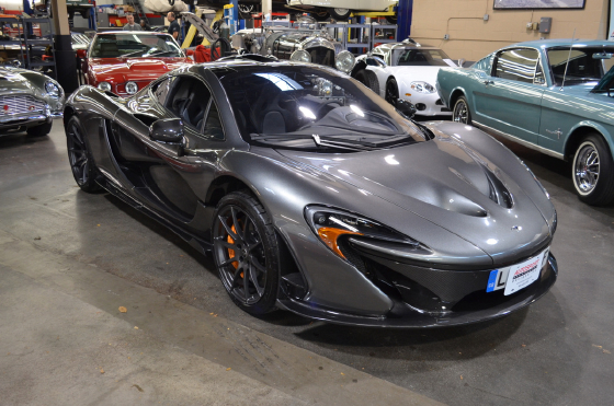 2015 McLaren P1 :12 car images available