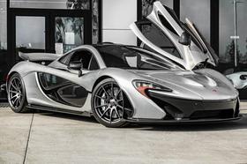 2015 McLaren P1 :24 car images available