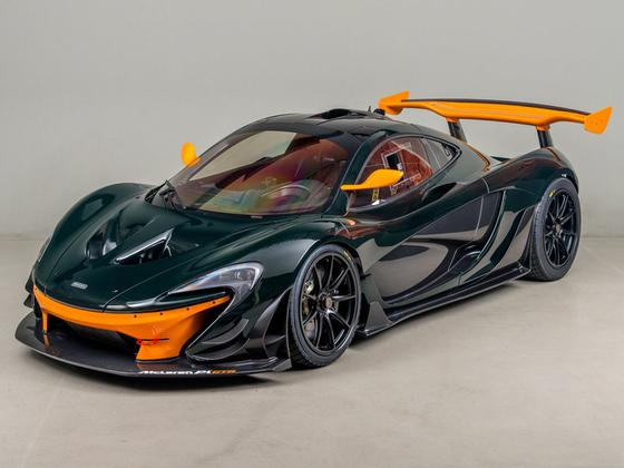 2016 McLaren P1 GTR:15 car images available