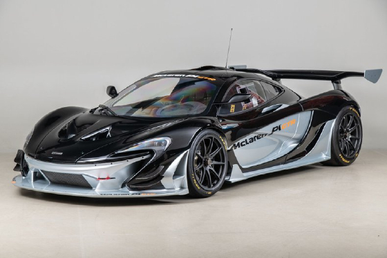 2016 McLaren P1 GTR:12 car images available