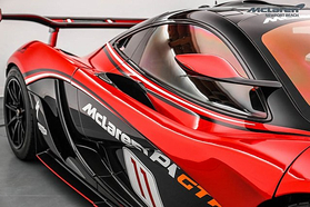 2015 McLaren P1 GTR