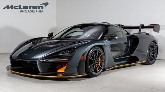 2019 McLaren Senna :16 car images available