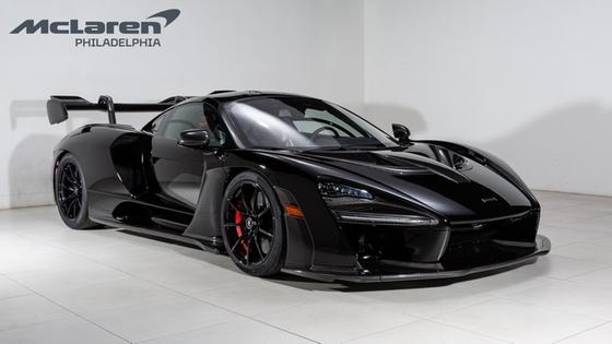 2019 McLaren Senna :19 car images available