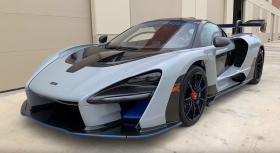 2019 McLaren Senna :13 car images available