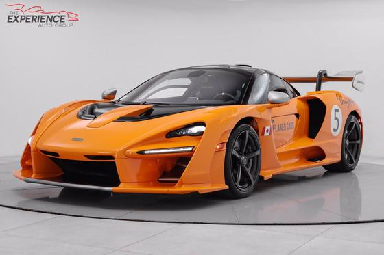 2019 McLaren Senna Can-Am:24 car images available
