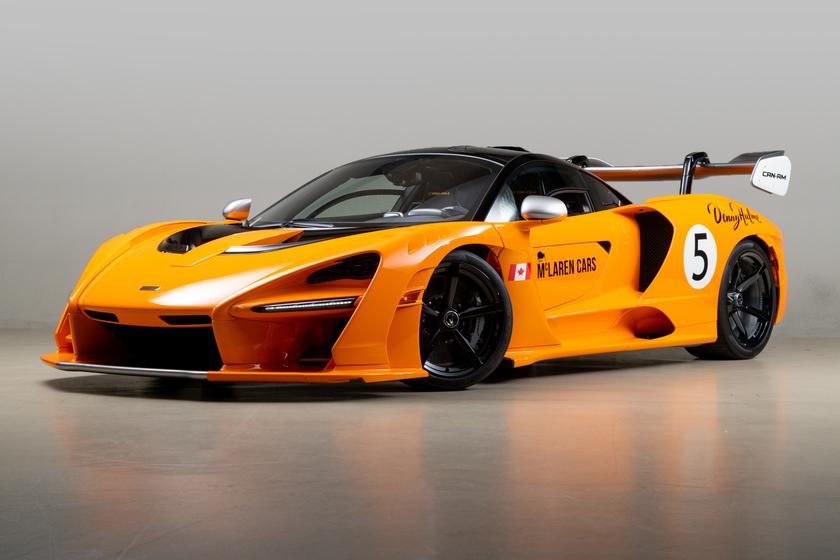 2019 McLaren Senna Can-Am:12 car images available