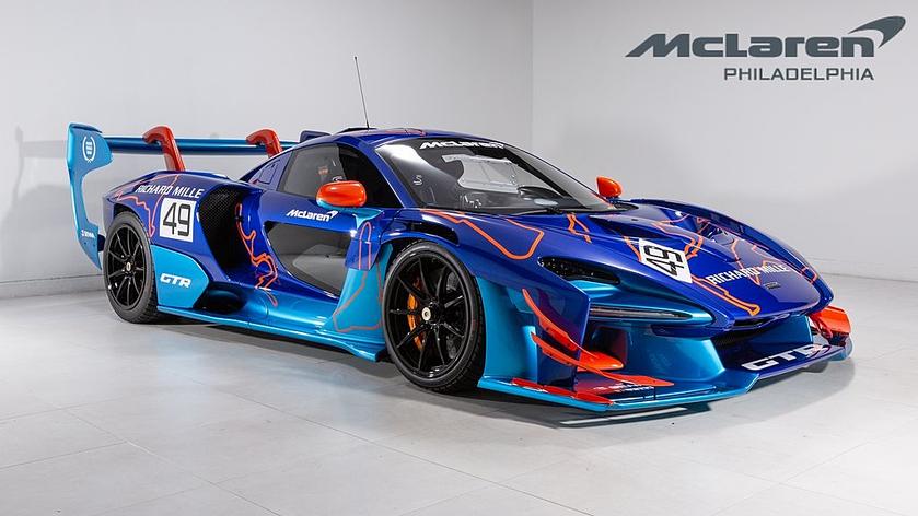 2020 McLaren Senna GTR:22 car images available