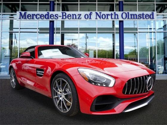 2018 Mercedes-Benz AMG GT :16 car images available