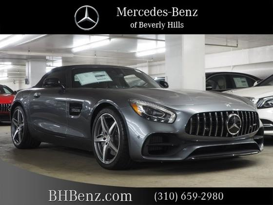 2019 Mercedes-Benz AMG GT :11 car images available