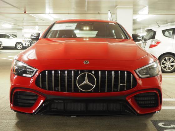 2019 Mercedes-Benz AMG GT