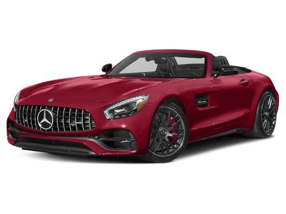 2018 Mercedes-Benz AMG GT  : Car has generic photo