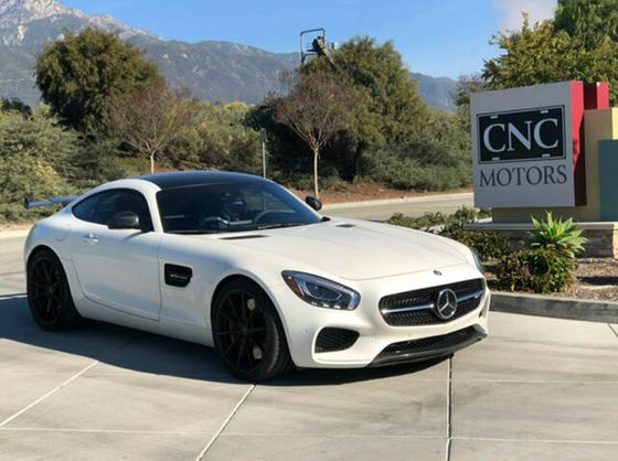 2016 Mercedes-Benz AMG GT :10 car images available