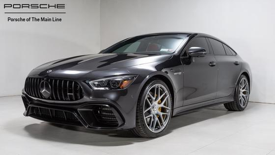 2019 Mercedes-Benz AMG GT :23 car images available