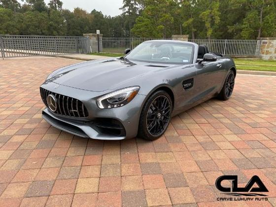 2019 Mercedes-Benz AMG GT :24 car images available