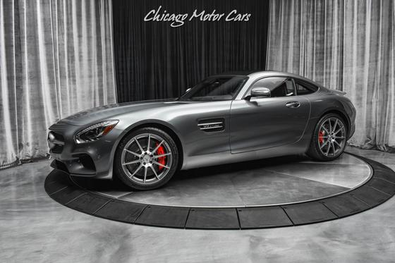 2016 Mercedes-Benz AMG GT :24 car images available