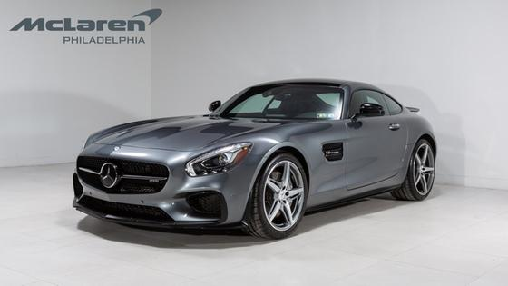 2017 Mercedes-Benz AMG GT :23 car images available
