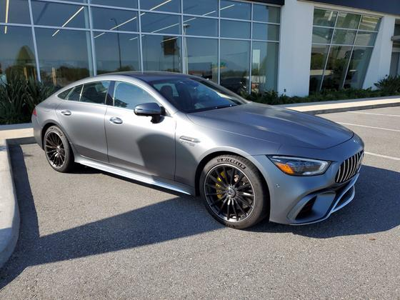 2020 Mercedes-Benz AMG GT :8 car images available