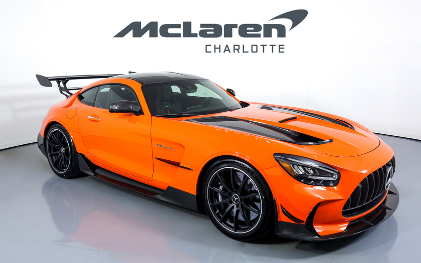 2021 Mercedes-Benz AMG GT Black Series:24 car images available