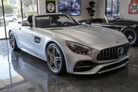 2018 Mercedes-Benz AMG GT C Roadster:21 car images available