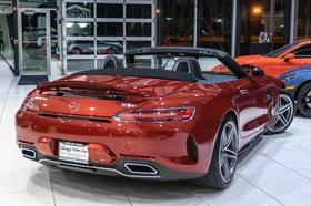 2018 Mercedes-Benz AMG GT C Roadster