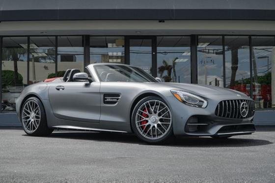 2019 Mercedes-Benz AMG GT C Roadster:24 car images available