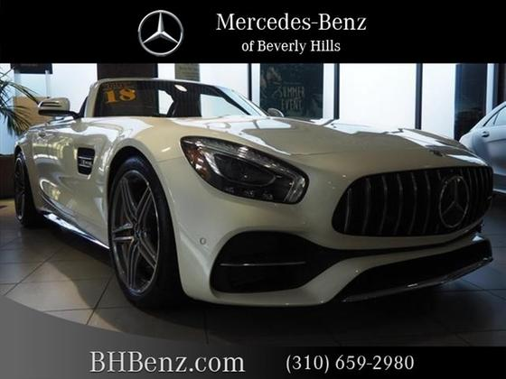 2018 Mercedes-Benz AMG GT C:19 car images available