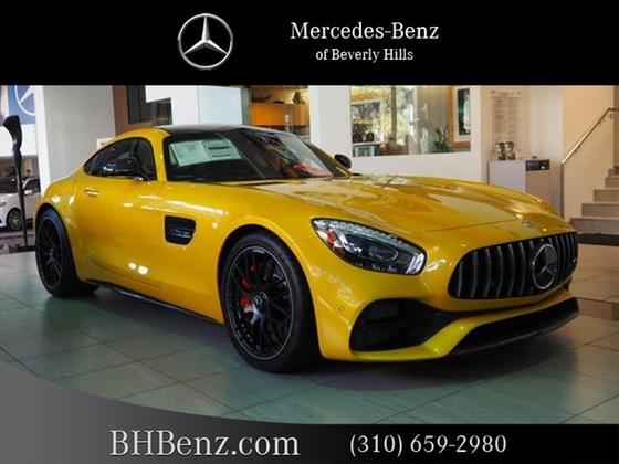 2018 Mercedes-Benz AMG GT C:12 car images available