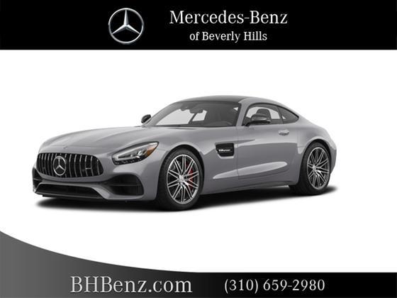 2020 Mercedes-Benz AMG GT C : Car has generic photo