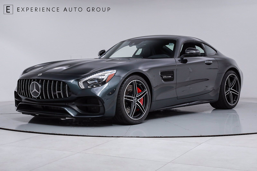 2019 Mercedes-Benz AMG GT C:24 car images available
