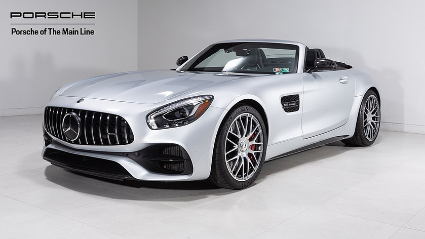 2018 Mercedes-Benz AMG GT C:22 car images available