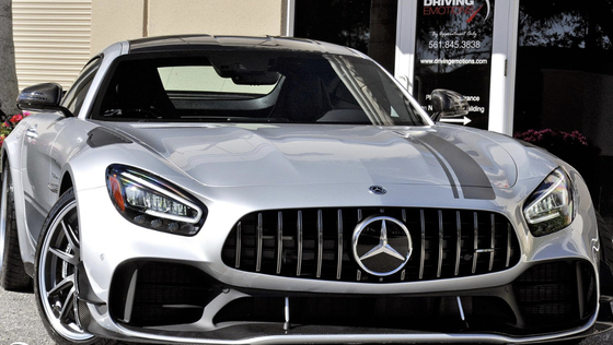 2020 Mercedes-Benz AMG GT R Pro:20 car images available