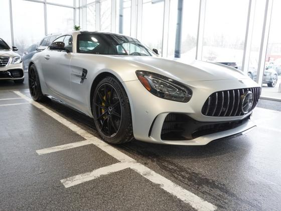 2019 Mercedes-Benz AMG GT R:21 car images available