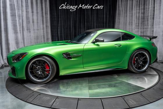 2018 Mercedes-Benz AMG GT R:24 car images available