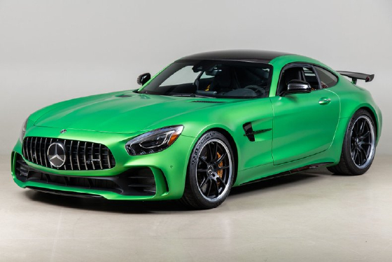 2018 Mercedes-Benz AMG GT R:12 car images available