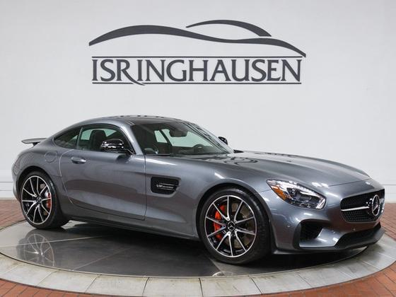 2016 Mercedes-Benz AMG GT S Edition 1:24 car images available