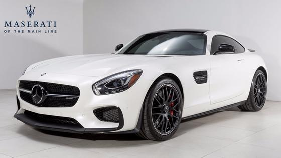2016 Mercedes-Benz AMG GT S:20 car images available