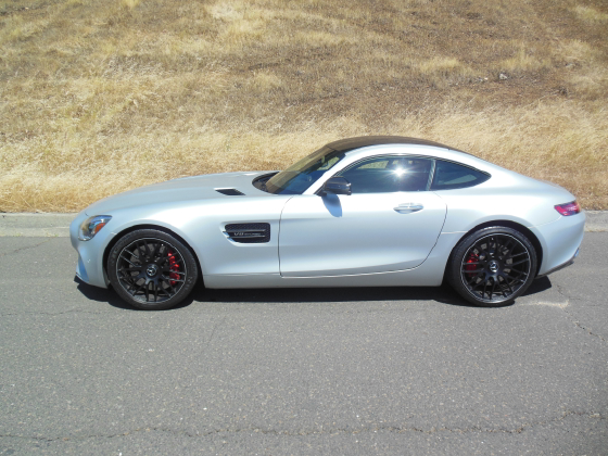 2017 Mercedes-Benz AMG GT S:23 car images available