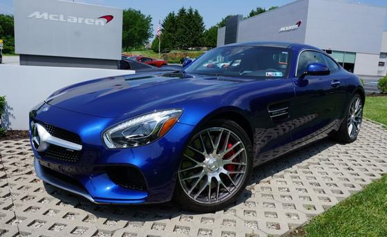 2016 Mercedes-Benz AMG GT S:11 car images available