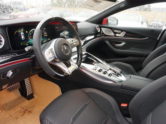 2020 Mercedes-Benz AMG GT S